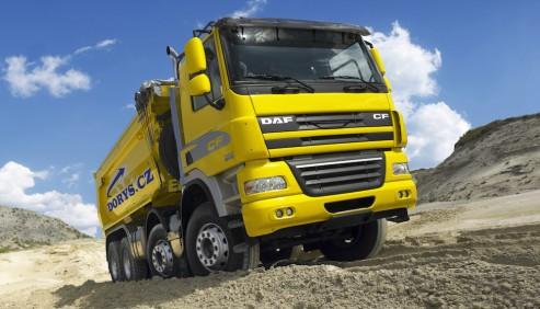 Mezinárodní kamionová autodoprava DORYS