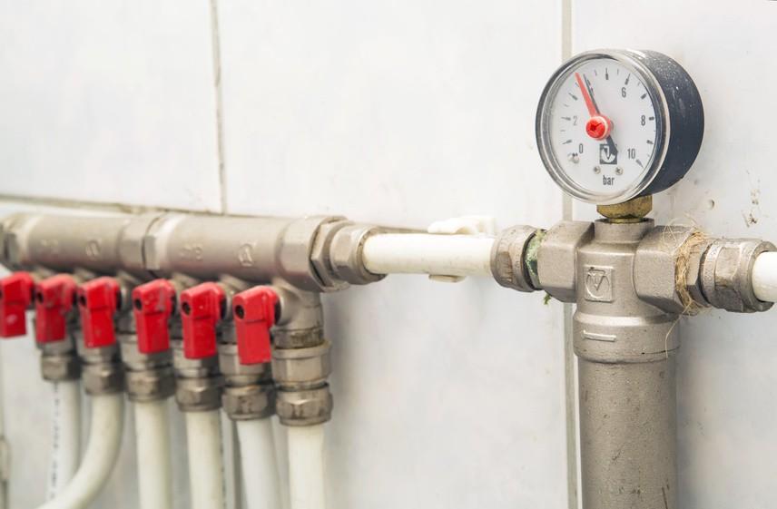 Provádíme také revize topení a plynařské práce.