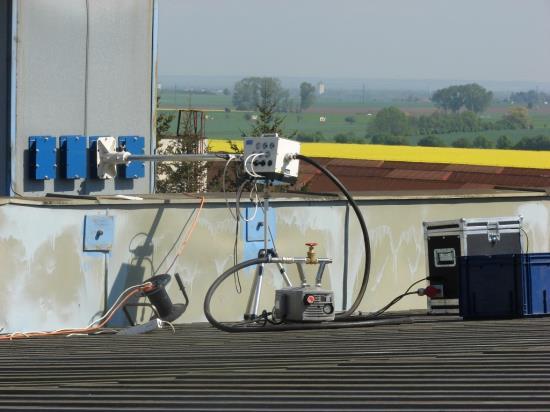 Rozbor vody, zemin i měření hluku provede BIOANALYTIKA CZ