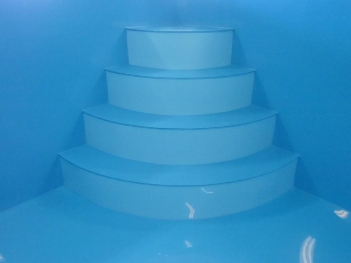 Plastové bazény pro každý prostor vyrábí firma Bazény Polman.