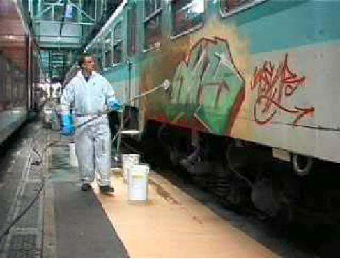Odstra�ov�n� graffiti � v�me, jak na to!