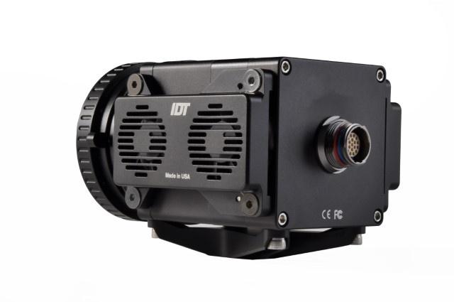 Ke kamerám dodáváme také příslušenství a speciální analytický software.