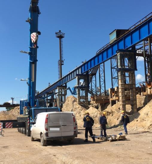 Ocelové konstrukce od společnosti Gantry Rail