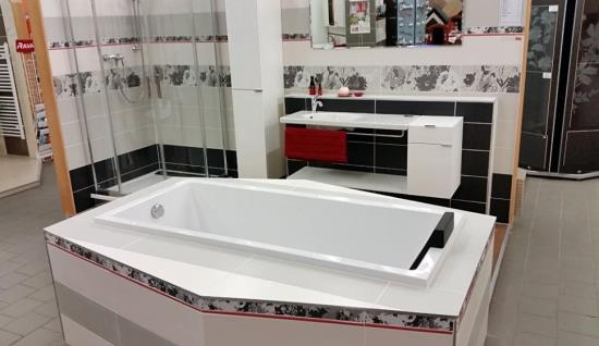 M&K, stavební servis: Koupelnové vybavení velkoobchodně i maloobchodně