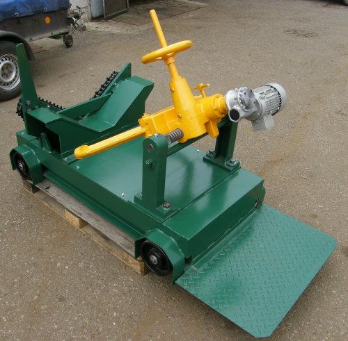 Výroba a servis dřevařských strojů