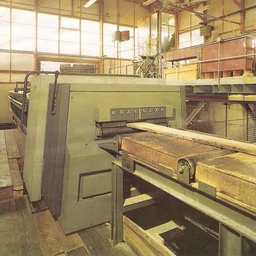 Výroba dřevařských strojů a obrábění kovů