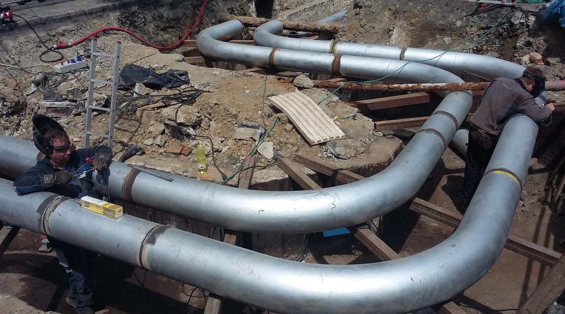 Projektování plynoinstalace i ústředního vytápění