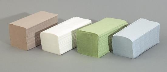 ZVG Zellstoff-Verarbeitung AG - skládané papírové ručníky