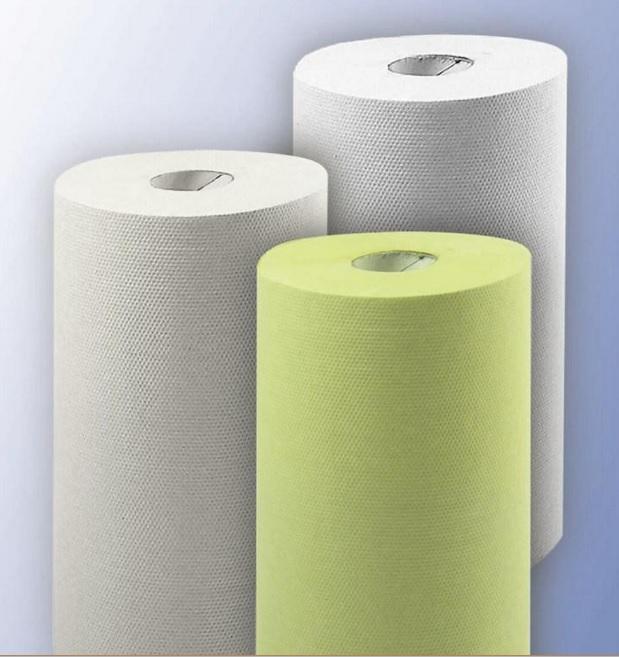 Toaletní papír, papírové utěrky a další produkty