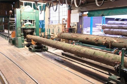 Dřevo na stavbu, truhlářskou výrobu i podlahu si vyberete na Pile Hartman.