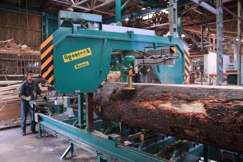 Požadavky truhlářů, stolařů, tesařů a dalších, kteří potřebují kvalitní dřevo, splní Pila Hartman.