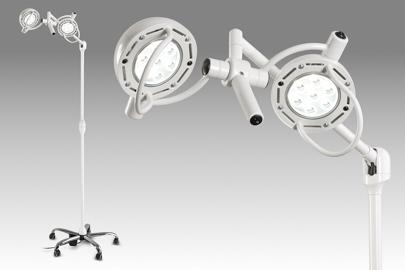 Operační svítidla a vyšetřovací lampy s kvalitním LED osvětlením