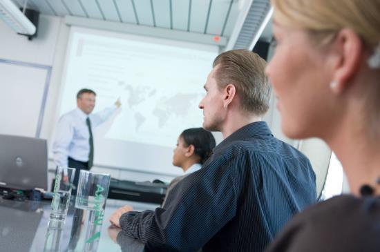 Školení personálu a certifikace podle normy SCC/SCP
