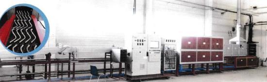 Žíhání a pájení v lineární peci provádí firma D&K Brazing z Olomouce