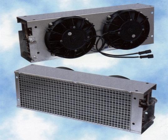Výroba, montáž i servis klimatizací pro vozidla