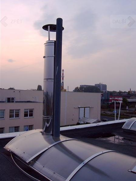 Potřebujete zlepšit průchodnost komínu a zvýšit jeho tah? Pomůže frézování komínů od firmy ZAMZE.