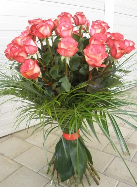 Květinářství Kamélie - krásné vazby květin