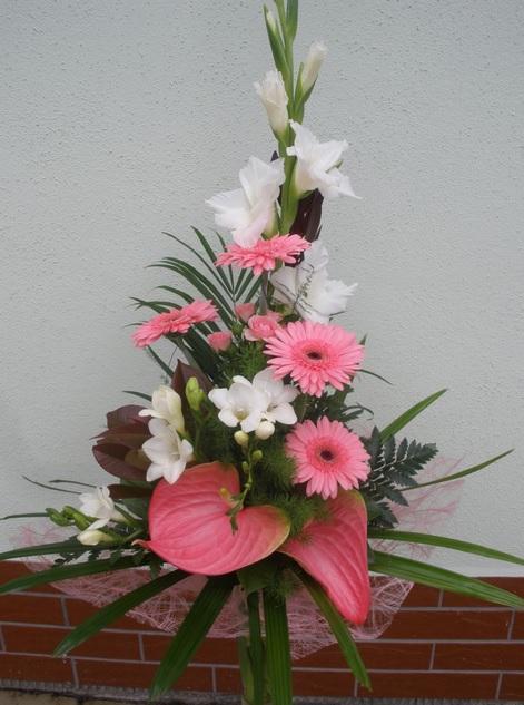 Doručování květin Zlín, Holešov