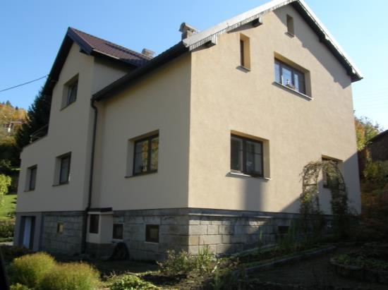 Zateplování domů a jejich rekonstrukce