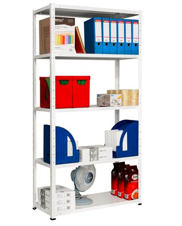 Vyrábíme spolehlivé a praktické kovové regály, které vám usnadní skladování zboží a věcí.