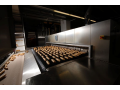 Baking band ovens for large-scale and small bakeries