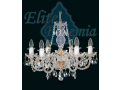 ELITE BOHEMIA Semily: křišťálové lustry a bytová svítidla na zakázku
