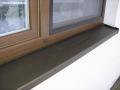parapety, plastová okna