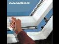 střešní okna, IVAPLAST s.r.o. Ivančice