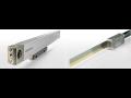 Zapouzdřené i otevřené lineární snímače pro vysokou přesnost obráběcích strojů
