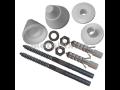 Hmoždinky, objímky a kotvy od Metalfix jsou zárukou kvality