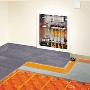 Teplovodní podlahové vytápění od firmy Profila Trade