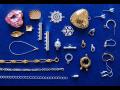 Komponenty na výrobu bižuterie z Jablonce nad Nisou