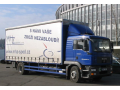 Kamionová silniční přeprava, MH Zasílatelství, s.r.o.