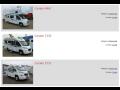 Pronájem obytných automobilů a karavanů, Hykro s.r.o.