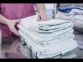 Profesionální prádelna a čistírna, která se stará o vaše firemní, pracovní oděvy a ostatní prádlo