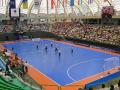 Víceúčelová hřiště nejen pro školy vyžadují kvalitní sportovní povrch