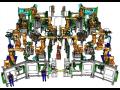 Společnost Blumenbecker Prag má novou specializaci, zaměřuje se na off-line simulaci robotických pracovišť