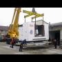 Stěhování strojů, montáž i demontáž obráběcích center