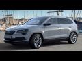 Představujeme nový automobil značky Škoda, který má název Karoq