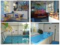 Kurzy plavání pro kojence, batolata a děti předškolního i školního věku