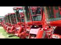 Financování zemědělské techniky a technologie