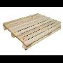 Výroba dřevěných palet a beden