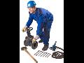 Povrchová úprava kovů, sanační práce, hydroizolace staveb