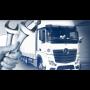 Servis havarovaných nákladních automobilů a rovnání podvozkových rámů