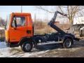 Autorizovaný servis hydraulických zařízení a kontejnerových nosičů
