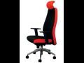 Kancelářské židle se zvýšenou nosností a dětské židle