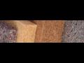 Isolierung aus Naturfasern - Hanf, Baumwolle, Jute, Flachs, Schafwolle