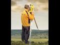 Geodetické a geologické práce - Hodonín, jižní Morava