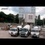 Výroba betonu - betonové směsi včetně rozvozu domíchávači a čerpání betonu až k vám na stavbu