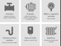 Dodavatel komponentů pro rozvody topení, plynu a vody
